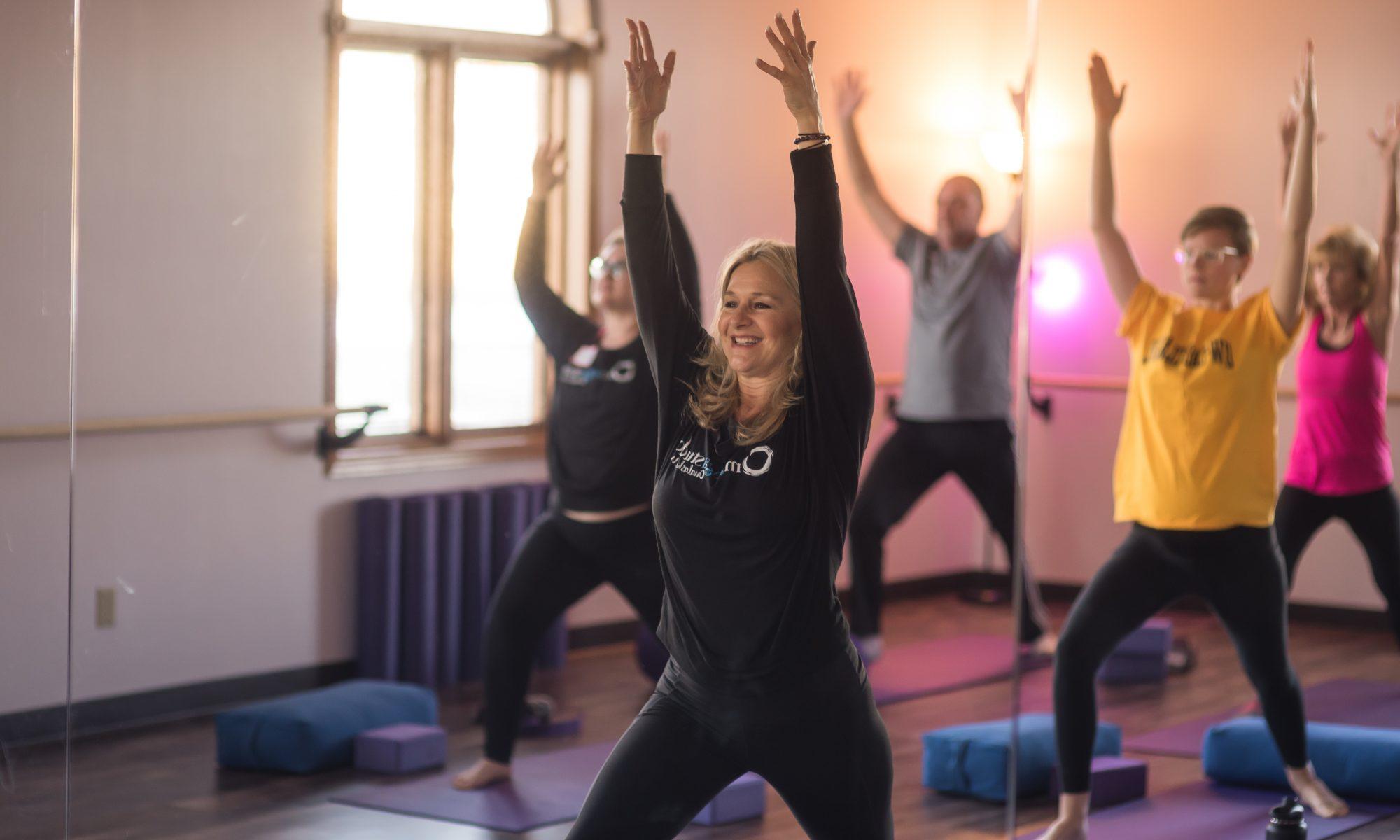 Om Yoga Studio